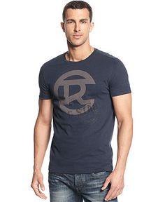 Gstar T-Shirt, Byron Graphic Logo T-Shirt - T-Shirts - Men - Macy's