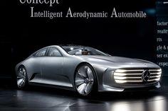 Mercedes-Benz IAA Concept aerodinamik çalışması - http://www.webaraba.com/mercedes-benz-iaa-concept-aerodinamik-calismasi/