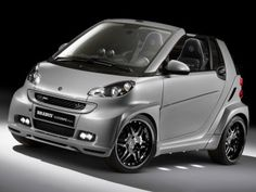 Brabus Smart ForTwo Ultimate Style '2011–pr.