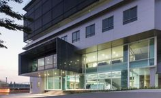 Sikarin Hospital in Thailand secured by Bosch