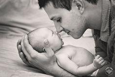 Christmas Baby – Newborn Photoshoot - Seattle Newborn Photography – Newborn Picture Ideas
