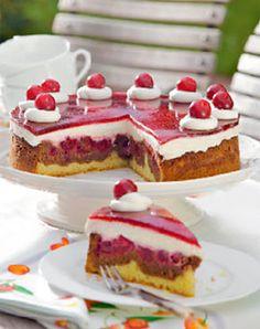 Rotkäppchentorte - Geburtstagskuchen & Geburtstagstorte - [LIVING AT HOME]