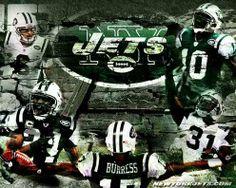 NY Jets... Jets Jets Jets Jets Go Gang Green!