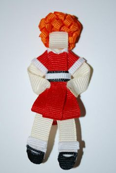 Little Orphan Annie---so cute! ChaCha would love this as a pin!!