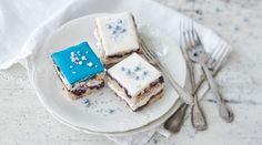 Itsenäisyyspäivän sinivalkoiset leivokset