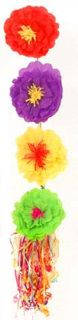 Rosalena's Flower Swag - Decorations - Amols' Fiesta Party Supplies