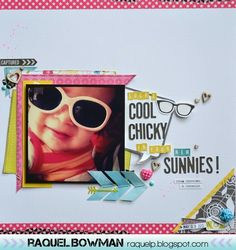 Cool Chicky - Scrapbook.com