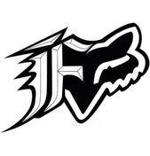 Dirt Bike Drawing Art Fox Racing 62 Ideas For 2019 Fox Racing Tattoos, Fox Racing Logo, Fox Logo, Tatouage Dirt Bike, Motocross Logo, Art Fox, Fox Rider, Racing Baby, Hannya Tattoo