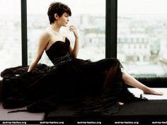 Audrey Tautou, my favorite actress