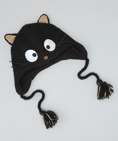 Chococat Earflap Beanie!!!
