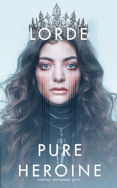 September 20th can't come soon enough. New Zealand is putting out some great female artists. Love Lorde!