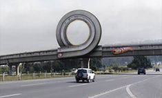 Funny pictures about Hot Wheels advertisement. Oh, and cool pics about Hot Wheels advertisement. Also, Hot Wheels advertisement photos. Guerilla Marketing Examples, Guerrilla Advertising, Native Advertising, Clever Advertising, Advertising Design, Marketing And Advertising, Advertising Campaign, Ambush Marketing, Marketing Branding