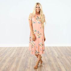 Audree Midi Dress