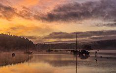 Gabriola Island At Dawn — BPFOTO.CA