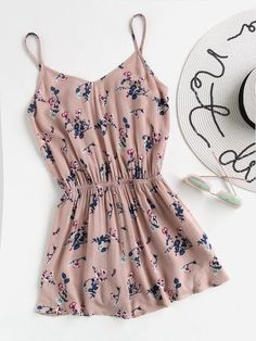 Material: 100% Rayon Color: Multi, Nude Pattern Type: Floral Neckline: Strap, V neck Style: Casual, Sexy, Vacation Sleeve Length: Sleeveless Fabric: Fabric has no stretch Season: Summer Bust(Cm): XS:74-86cm, S:78-90cm, M:82-94cm, L:86-98cm Waist Size(Cm): XS:60-107cm, S:64-111cm, M:68-115cm, L:72-119cm Hip Size(Cm): XS