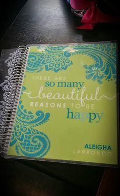 Aleigha Larrondo: My #ErinCondren Journal is Here! #eclifeplanner
