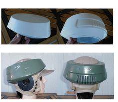 Rebel Trooper Endor Helmet - Size small+ - Costume / Prop - Star Wars ROTJ in…