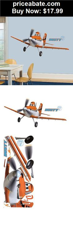 Kids At Home: New Giant DISNEY PLANES DUSTY WALL DECALS Airplanes Stickers  Boys Part 45