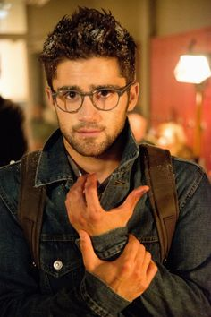 Max Ehrich as Hunter in Under The Dome