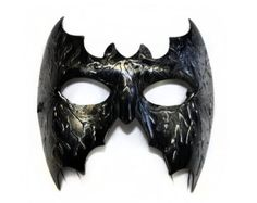 Claude Hand-Painted Coppery Men's Masquerade Mask