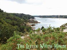 The Little White House On The Seaside: Loguivy-de-la-Mer