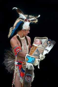 Native American Indian father and son Native American Beauty, Native American Photos, American Spirit, American Indian Art, Native American Tribes, Native American History, American Indians, American Symbols, American Women