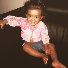 It's Royalty's 1st Birthday - See 20 Of Our Most Fave Pics Of Chris Brown's Daughter!  #RoyaltyBrown #ChrisBrown