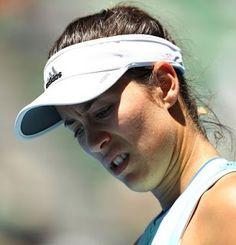 Blog Esportivo do Suíço:  Muguruza cai nas oitavas no Premier de Doha; Wozniacki avança