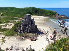 Praia da Guarita, Torres – RS