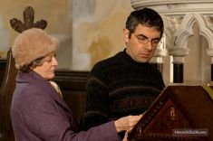 Rowan Atkinson Keeping Mum