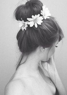 As mais lindas coroas de flores para cabelos!