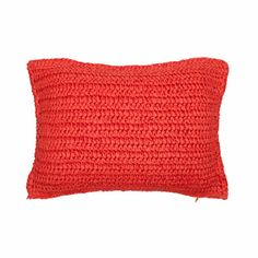 Woven Paper Pillow | ZARA HOME United States of America