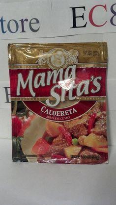Mama Sita's Caldereta Mix -