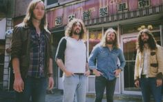 Sheepdogs Announce Europe Tour & Canadian DatesWithGuitars Zine, My Eyes, Interview, Europe, Tours, Dates, Music, Artists, Play
