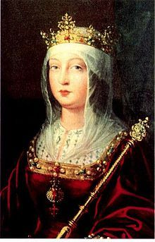 Isabella I of Castile - Wikipedia, the free encyclopedia