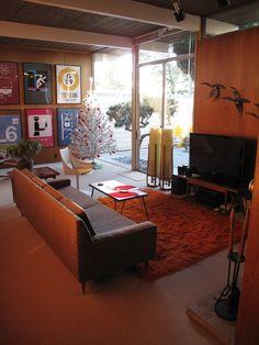 Mid Century Living Room Decor | eichler-mid-century-modern-living-room-decor