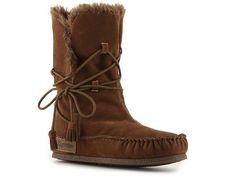Zigi Soho Clairlee Moccasin Bootie Women's Casual Boots Women's Boot Shop - DSW