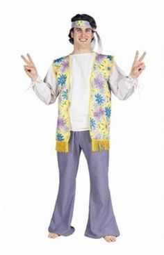 Some costumes are a classic for a reason. You can always rely on a flower child costume for nothing spirited Halloween fun and awesome vibes! Adult Halloween, Cool Halloween Costumes, Spirit Halloween, Halloween Ideas, Hippie Flowers, Hippie Costume, Sweater Refashion, Guy, Creative Costumes