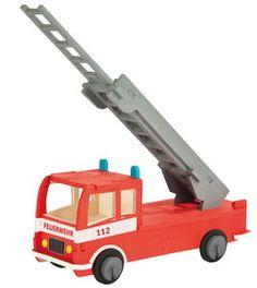 Feuerwehrauto (Easy Line)