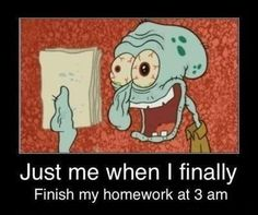 Read 5 from the story Memes de Bob Esponja by arianaa-z (. Memes Humor, Ecards Humor, Humor Quotes, Funny Quotes, Funny Memes, Nice Quotes, Videos Funny, College Humor, College Life