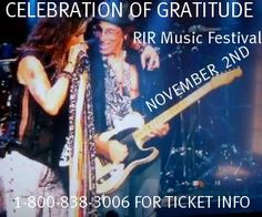 Nov 2nd RIR Band -Ricky Byrd (Joan Jett), Richie Supa (Aerosmith), Kasim Sulton(Todd Rundgren), Mark Stein(Vanilla Fudge), Liberty Devitto(Billy Joel) ,Christine Ohlman(SNL Band) - Special Guest Recovery Supporters: Marge Raymond (ELO), David Shelley (Gov't Mule), Lou Esposito (The Capris), and more to be announced. MORE INFORMATION CLICK HERE - http://www.brownpapertickets.com/event/396857