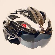 New Dux Helm 2016 model with external lense! Cycling Helmet, Bicycle Helmet, Bike, Instagram Posts, Model, Bicycle, Scale Model, Bicycles