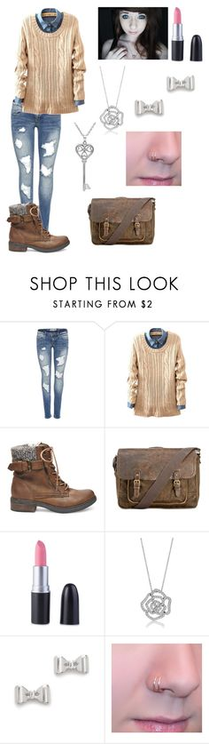 """""""~Thisisfaboo~"""" by kawiwi on Polyvore featuring beauty, Steve Madden, Patricia Nash, BERRICLE, Marc by Marc Jacobs and Amanda Rose Collection"""