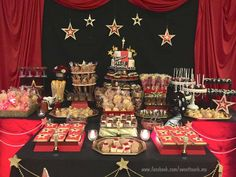 Hollywood - Oscar Party  Birthday Party Ideas | Photo 13 of 18