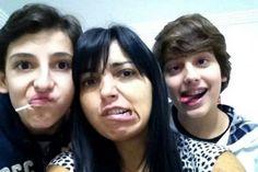 Matheus, Eyshila e Lucas ♡