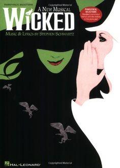 Wicked - Piano/Vocal Arrangement:Amazon:Books