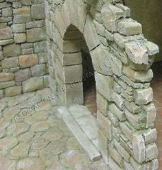 1 million+ Stunning Free Images to Use Anywhere Nativity House, Nativity Stable, Christmas Cave, Christmas Nativity, Foam Carving, Free To Use Images, Fantasy Castle, Rock Decor, Fairy Garden Houses