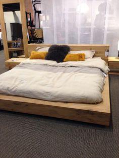 Ethnicraft madras bed - La galerie du meuble