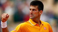Novak Djokovic beat Roger Federer to win the Rome Masters