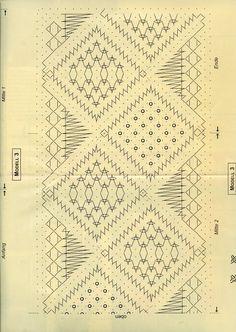 Libro de chales con sus respectivos picados - Lourditas Vindel - Álbumes web de…